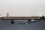 "Totron DC Series 50"" LED Light Bar with Universal Mounts and Wiring Harness"