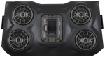 WP-RZ3O4 - Polaris RZR XP1000 - 15+ RZR 900 Bluetooth iPod 4 Speaker Overhead Weather Proof Audio System